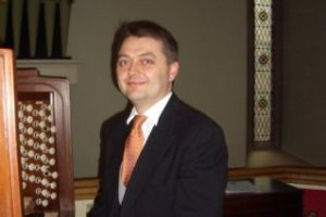 Andrew Abbott organist