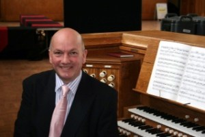Paul Sibly organist