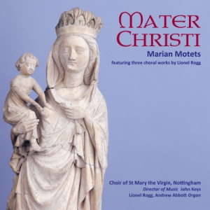 Mater Christi CD cover
